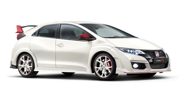 HONDA CIVIC TYPE R White Edition 310 PS