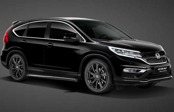 Honda CR-V 1.6 Executive AT + SENSING Black Edition