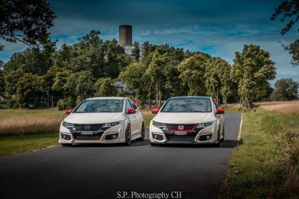 Bildergalerie Civic Type R Edition Schmid Fahrzeuge