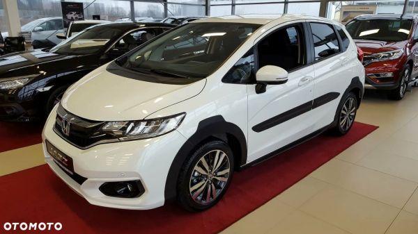 Honda Jazz 1.3 Elegance Automat X-Road Tageszulassung