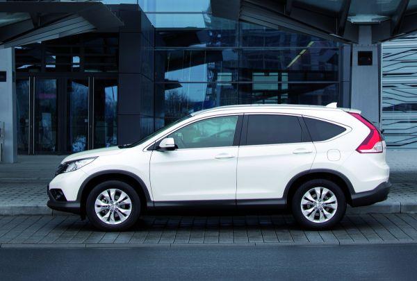 Honda CR-V Lifestyle Plus Manuell mit Tageszulassung